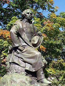 220px-Nathaniel_Hawthorne_statue_-_Salem,_Massachusetts